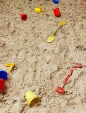 W piaskownicy